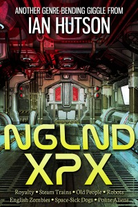 "NGLND XPX [""England Expects""} - a bit like table-diving onto a banquet where every course is words, words, words. Words in aspic, words in rich sauces, words in custard."