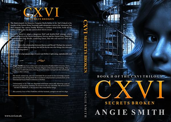 CXVI - Book II - #murder #mystery from Angie Smith