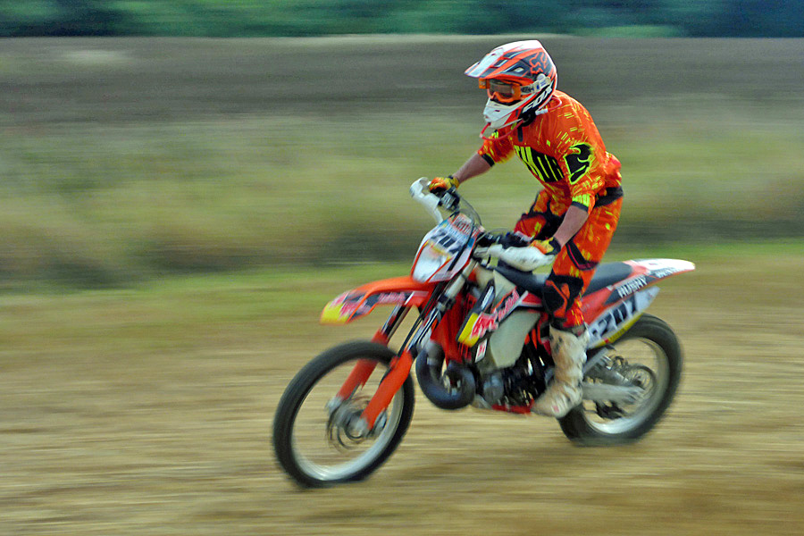 Banovallum MCC Enduro race at Aby, September 2015.