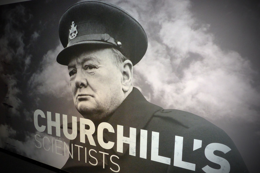 Mr Churchill