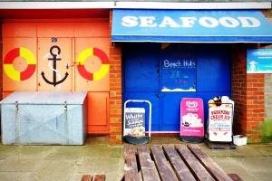 The home of the See Food Diet, when open for business. Anchors away, eh?