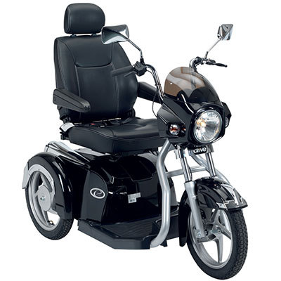 PuchMaxiMobilityScooter