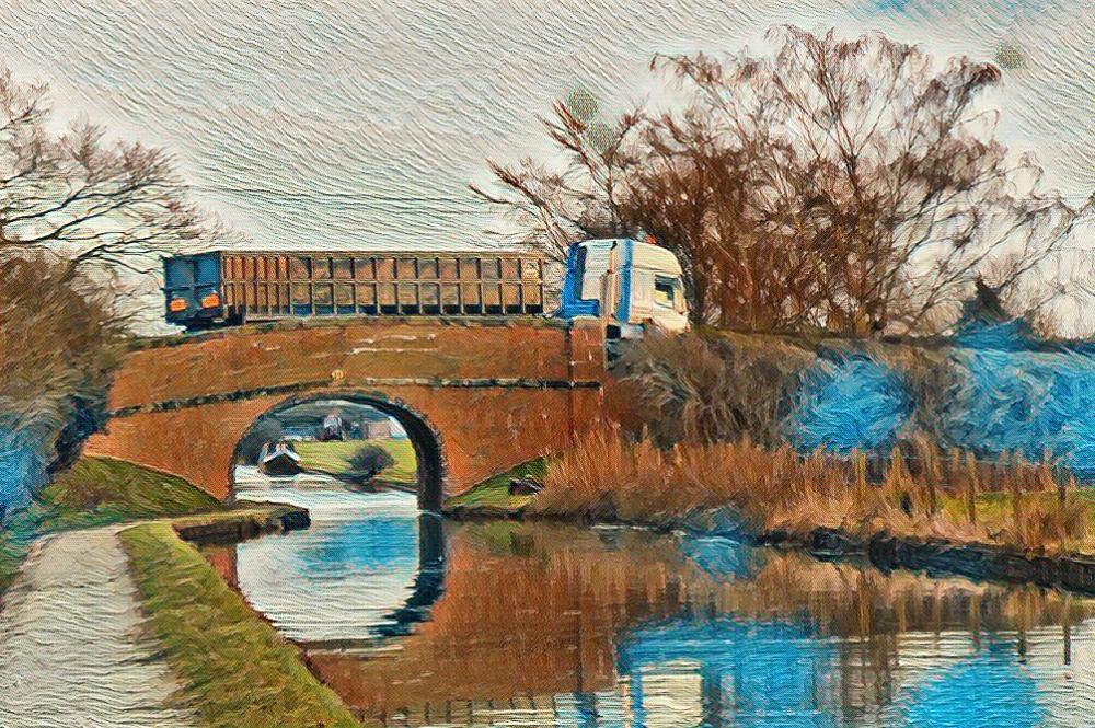 BridgeWithLorry